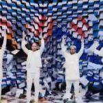 567 принтеров вместо хромакея в новом клипе OK Go «Obsession»