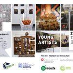 Expoziție «PostReal»: Discuție cu Tinerii Artiști