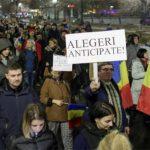 В Румынии прошли митинги против судебной системы