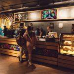 Кофейня Tucano Coffee показала видео с первых дней работы в Питере