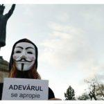 Активисты организации Анонимус за Безмолвных провели акцию в пользу защиты животных Куб Правды