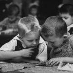 Советский детский сад в 1960 году в фотографиях Life