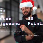 Surprinde-i pe cei dragi cu cadouri inedite, create și imprimate 3D chiar de tine