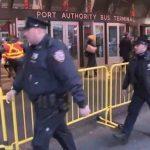 В Нью-Йорке на автовокзале на Манхэттене произошел взрыв