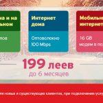 Интернет и телевидение с Moldtelecom повсюду