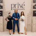 "Фоторепортаж с фэшн-показа ""Privé Fashion Events"""