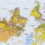Разный мир: Как выглядят карты мира в разных странах