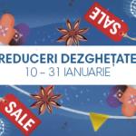 В январе в Shopping MallDova снежит скидками до 70%