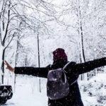 Let It Snow: заснеженный Кишинёв в ваших инстаграмах
