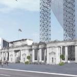 Центр современного искусства вместо развалов Республиканского стадиона. Об архитектурном конкурсе и своей идее студия «Gorgona»