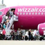 Лоукостер Wizz Air открывает 6 новых направлений из Ясс