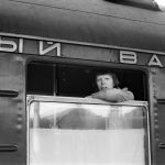 Ранее неизвестные фотографии Дэвида Боуи в путешествии по СССР