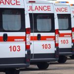 Только пять машин скорой помощи в Молдове отвечают всем требованиям