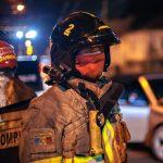 Молдавский пожарный ведёт видеоблог для детей о своей работе