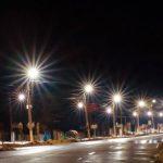 В Оргееве установили тротуарное освещение на 19 центральных улицах