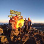 Молдоване покорили вершину Килиманджаро