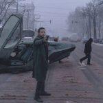 Персонажи известных фильмов на улицах Кишинёва в проекте «Moldova Mixed»