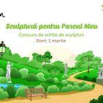 Объявлен конкурс скульптур для проекта реконструкции зоны источников в парке Долина Роз