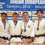 """Дзюдоисты из Молдовы завоевали три медали на """"Junior European Cup"""" в Сараево"""