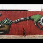 10 крутых стрит-арт работ из списка «Best Street Art 2017» от Киева до Мехико