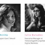WomanPower.md — сайт с профилями успешных местных девушек креативных и IT профессий