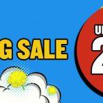 Ryanair объявил быструю распродажу на сегодня: 250 000 билетов продаются со скидкой 25%