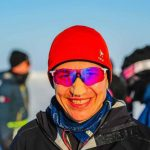 Молдавский бегун пришел вторым к финишу на марафоне North Pole Marathon