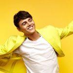 В Кишиневе состоится концерт участника Евровидения от Белоруссии Никиты Алексеева