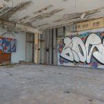 В Кишинёве появились новые граффити работы украинского художника Bios