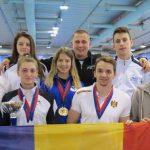 Молдавские пловцы успешно выступили на турнире в Греции