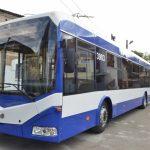 В мае появится новая троллейбусная линия, которая соединит Кишинёв и Сынжеру