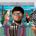 LOCAL ARTIST: NICOLAE MOROZOV — DESIGNER GRAFIC