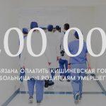 Цифра дня: Какую компенсацию обязана оплатить Кишиневская городская детская больница №1 родителям умершего ребенка