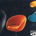 Эволюция идеального дома в каталогах Ikea от 1951 до 2000 года