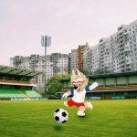 Молдавские студенты киношколы пофантазировали на тему «Забивака и футбол в Молдове»