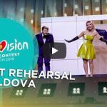 Видео: репетиция DoReDoS «Eurovision 2018» в Лиссабоне