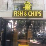 В Кишиневе появилось первое заведение формата Fish & Chips