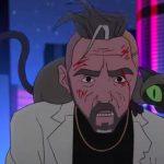 «Ленинград» выпустил анимационный клип с Глюк'оZой и ST