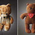 Все равно его не брошу: Состарившиеся мягкие игрушки в фотопроекте Марка Никсона «Much Loved»