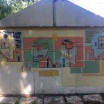 В Кишинёве появился новый стрит-арт польской художницы