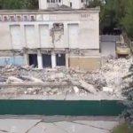 Видео: Руины кинотеатра «Гаудеамус»