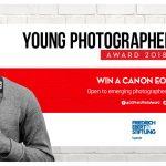 Открыт прием заявок на фотоконкурс Young Photographer Award 2018