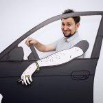 Фоторепортаж: выставка карикатуриста Алекса Бурец
