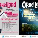 В ОрхейЛэнде отметят День танца и День театра. Вход свободный