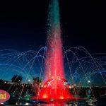 В ОрхейЛэнде установили уникальный музыкальный фонтан