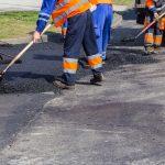 В Кишиневе возобновили ремонт дорог