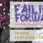 Выставка «Failing forward: creative frustration exhibition» @ Zpatiu