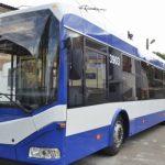 В Кишиневе будут курсировать еще пять троллейбусов с автономным двигателем (фото)