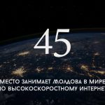 Цифра дня: Какое место занимает Молдова в мире по высокоскоростному интернету