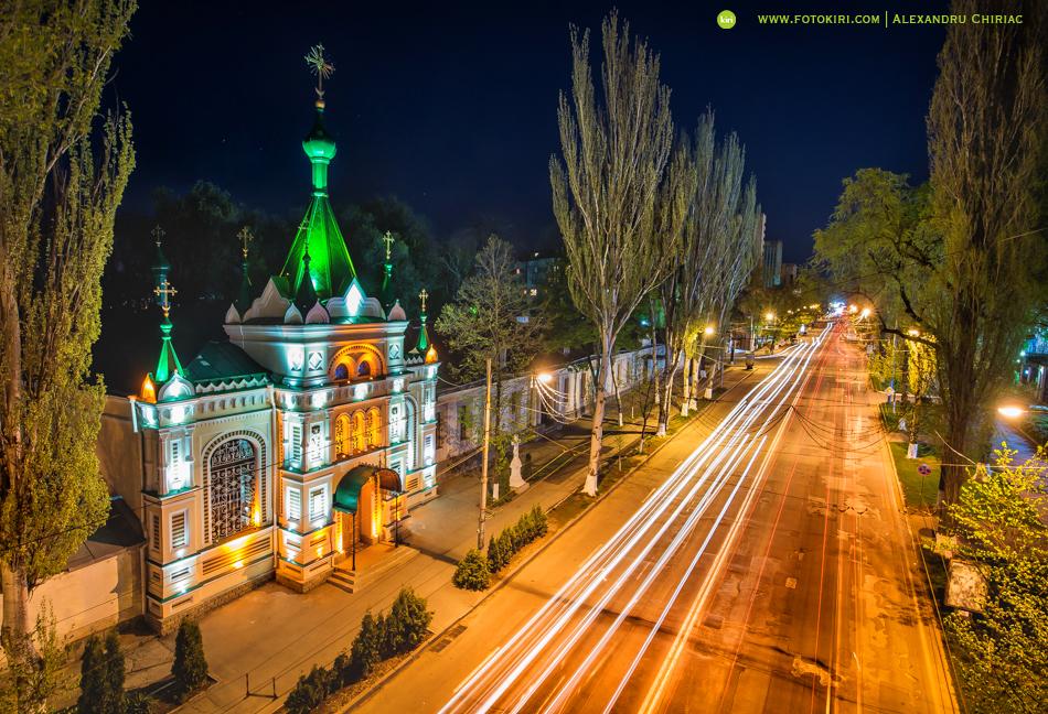 Свято-Никольская церковь. Кишинёв